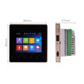 2.8 Inch Tft Display Dc12V-24V Wireless Music Controller