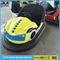 Special design and beautiful amusement equipment kids bumper car