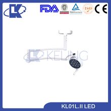 2017 Hot products Professional factory ceiling two doom led operating theatre lamp for surgery