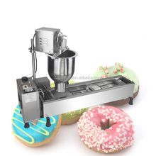 Household mini donut making machine with donut mix