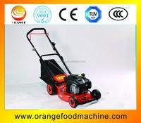 Garden supplier 16'' hand push gasoline lawn mower with B&S engine 3.5HP 94CC