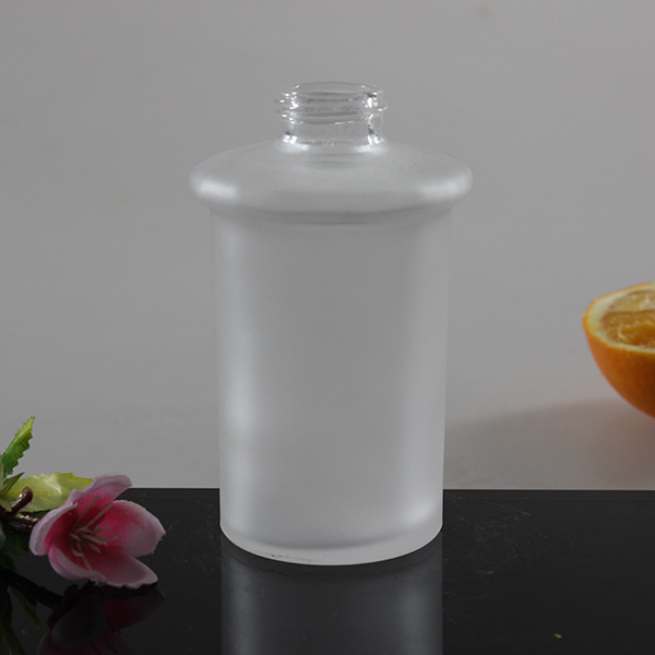 factory machine made bath tub accessories vintage novelty glass custom hand liquid soap dispenser
