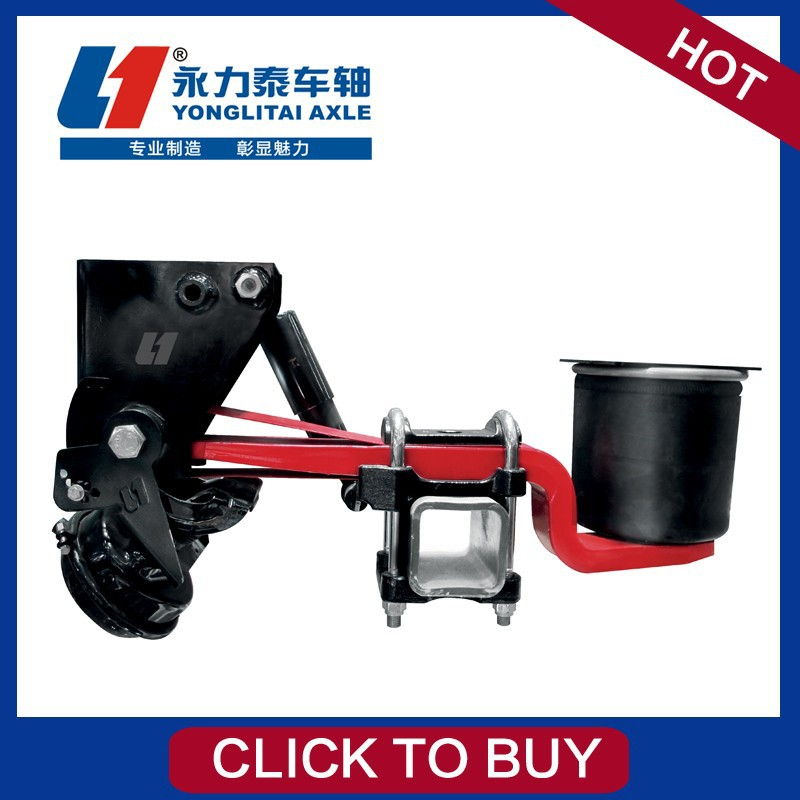 Axles trailer parts L1 truck/semi trailer air suspension system
