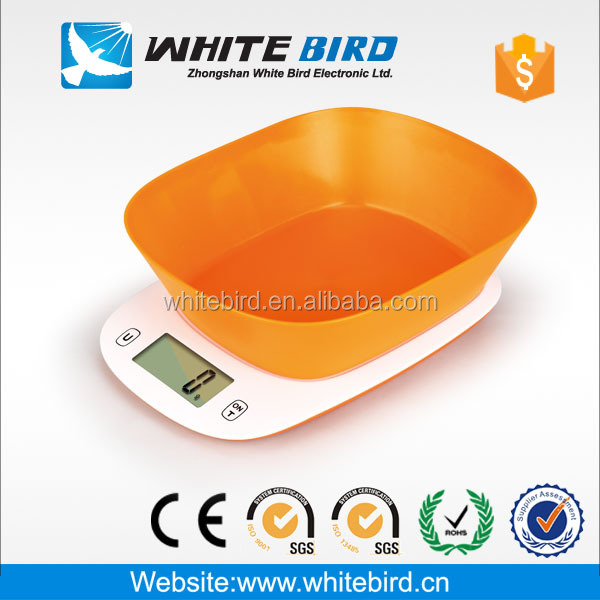 Sensitive fruit and vegetable weighing scales/sensitive balance and scales