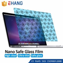 2016 Trending hot products 14 inch nano safe glass screen protector for laptop