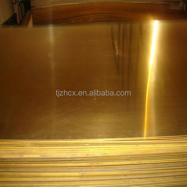 high quality H65 C27000 brass sheet