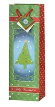 Wholesale china manufacture made paper bag christmas crafts