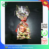 High quality food grade clear plastic opp packaging bag