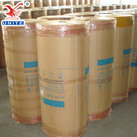 Transparent Self Adhesive Packing Bopp Jumbo Roll Tape