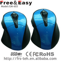 High DPI GuangDong China supplier for computer accessories wired 6D usb gaming mouse