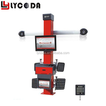 LYN9 wheel alignment equipment automotive 3D wheel aligner for car