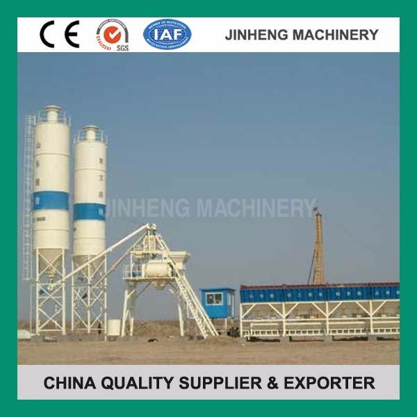 Hot Sale Ready Mix small portable concrete batching plant
