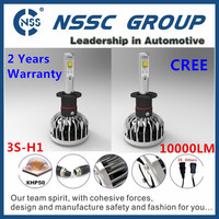 factory high quality cheap DOT CE headlight CAR accessory 70W 7600lm car led head light