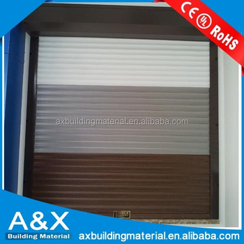 Remote Controll Kitchen Cabinet Aluminum Eletric Roller Shutter