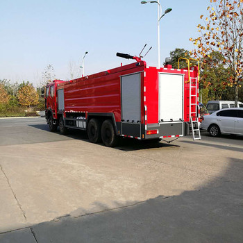 with famous brand 4*2 fire fighting foam truck for sale