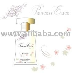 Princess Elice - Sensation - A Real HALAL Perfume (Mint/ Spray)
