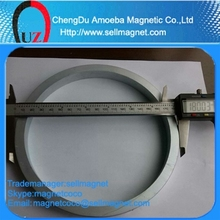 Big size neodymium magnet ring 250mm