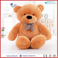 giant colorful teddy bear used soft toys