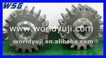 High Precision 12mm Height Of Teeth Double Spur Gear Wholesale
