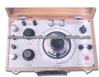 Kelvin Double Bridge used for finding the resistance of Transformer winding, contact resistance of relays etc.