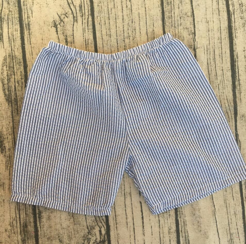 fashion cotton kids clothes Wholesale toddler baby swimming shorts plaid color cut shorts