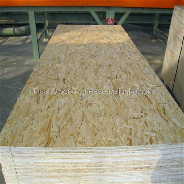 wells supply green osb board / poplar flake board /wbp osb sale in market