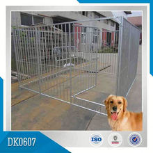 Decorative Chrome Foldable Dog Cage