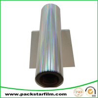 manufacture transparent acrylic coated bopp metallized film
