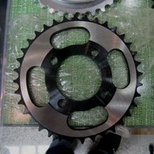 electric motorcycle sprocket