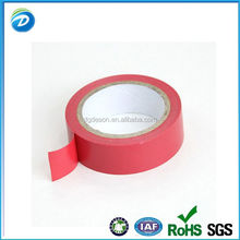High Performance Black Electrical PVC Adhesive Tape