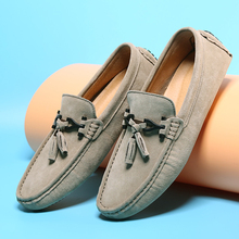 hot designer custom loafer classic shoes men