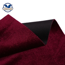 Factory export pu leather raw materials spandex fabric