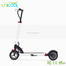 2017 New Suspension fork Motorcycle Carbon Fiber Fat Tire 2 wheel city Electric Scooter