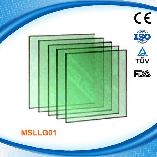 X ray products(MSLLG01D) x-ray protective lead anti-radiation glass