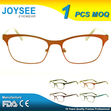 New Arrival Joysee Wholesale Company Designer Metal New Model Optical Frames Manufacturers In China