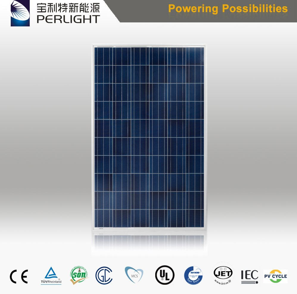 High Efficiency Polycrystalline Solar Panels 250W Made In China Polycrystalline Solar Panel 250 Watt
