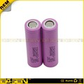 Distribution Authentic Samsung 18650 battery 3.7V 26F samsung icr18650-26FM 2600mah 18650 li-ion battery