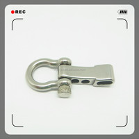 Stainless Steel Shackles Bow Metal Shackle