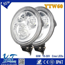 Great lightness lifetime warranty Y&T 12v led tractor work light for atv, suv, engineering truck, offroad vehicles