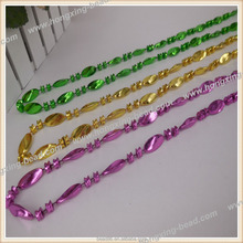 Plastic Bead Necklace Suit for Party Decorate Curtain Decorate Export USA Eco-friendly Meterial Factory Direct