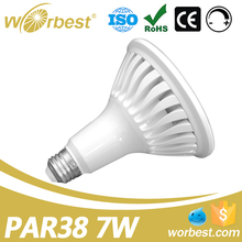 UL ES listed 7w 11w 13w 15w 20w daylight led light bulb dimmable e26 base