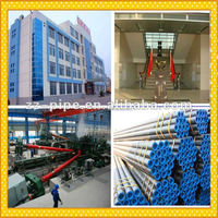 carbon steel pipe for construction material manufacturing