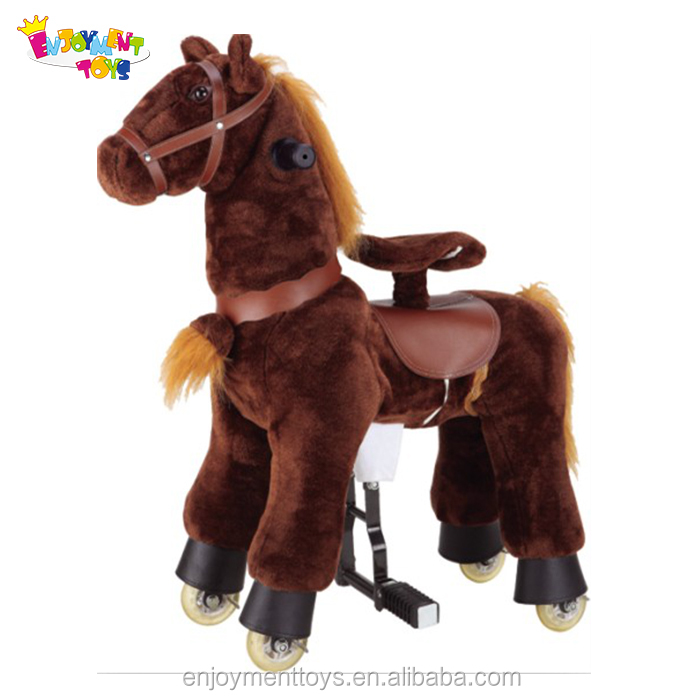 Enjoyment toy!!! wooden rocking horse toy parts for kids and adults