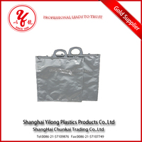 Laminated Material PLASTIC AND EPE new style bag in cooler bag