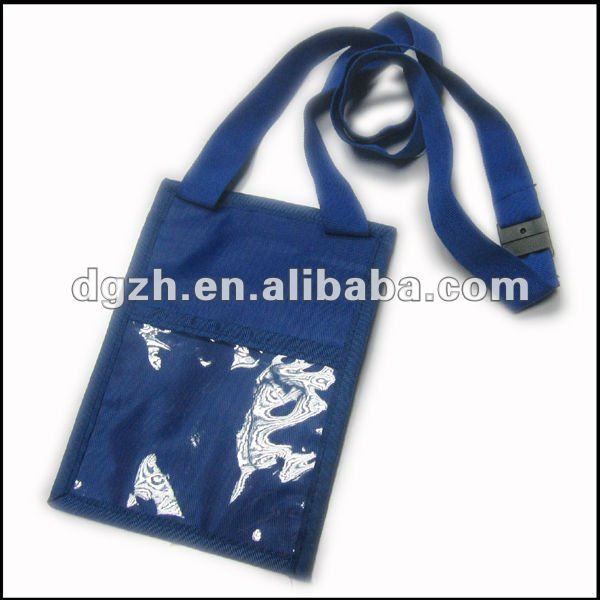 Popular ID card holder bag lanyards with logo