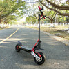 2018 powerful single swing cool electric sports scooter with 85Km range