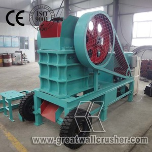 Trusted Supplier Mini Portable Diesel Crusher price for sale