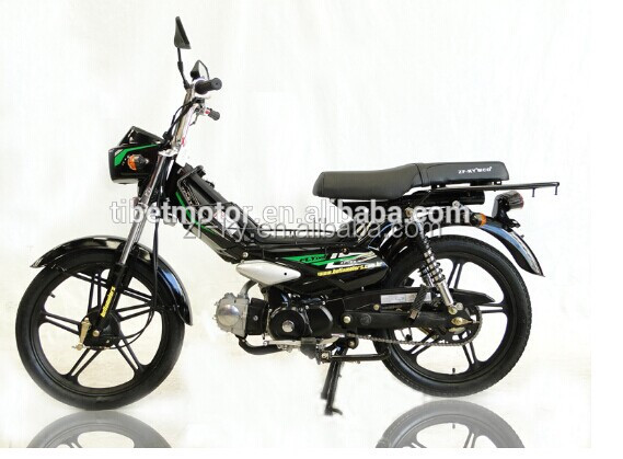 Motorcycle petrol mini bike 50cc moped motorcycle ZF48Q