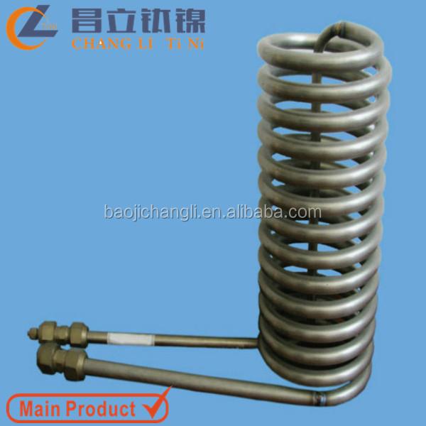 Titanium pipe fittings buy
