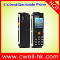 S16 Mini 1.44 Inch Screen Dual SIM Card Small Size Mobile Phone Small Featture Phone